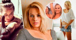 Otra víctima: hackers filtran fotos íntimas de la sexi Margot Robbie; están rompiendo Internet