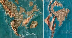 El mapa del apocalípsis existe, y los millonarios ya tienen un plan de escape para sobrevivir