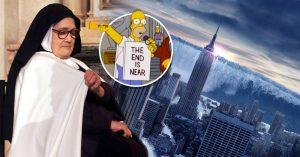Monja que predijo la II Guerra Mundial y el atentado al Papa tiene muy malas noticias para EU