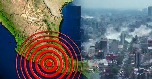 Vuelve a temblar en México a 32 años del sismo del 85; terremoto de 7.1 grados derriba edificios