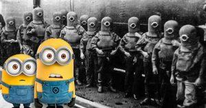 Los nazis inventaron a los Minions; esta teoría no está tan loca después de que veas las fotos