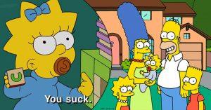 ¡Por fin! Los Simpson responden la duda más grande sobre ellos ¿por qué Maggie sigue siendo bebé?