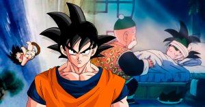 Cuando Goku era niño se cayó: el trastorno lo cambió y provocó que no destruyera la Tierra
