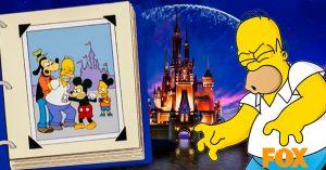 Los Simpson lo predijeron: Disney compra a Fox por 52.400 millones de dólares; ¡hay MEMES!