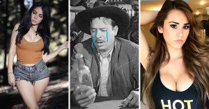 Lástima... las mexicanas son las mujeres más infieles de todo el mundo; aguanten, mexicanos
