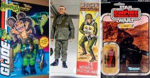 12 juguetes raros y antiguos que hoy valen una fortuna; si tienes uno podrías ser millonario