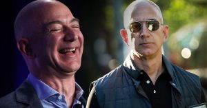 El CEO de Amazon ya no es 'el hombre más rico del mundo'; ahora es el más rico en toda la historia