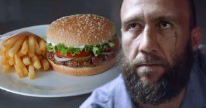 Burger King lanza un controversial comercial; muestra la última cena de un condenado