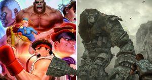 11 videojuegos clásicos que serán relanzados este año; ¡Street Fighter tendrá edición de 30 años!