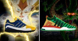 ¡Por Fin! ¿Recuerdan los tennis Dragon Ball de Adidas? Serán una realidad a finales de este año