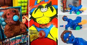 32 extraños juguetes que arruinarán por completo tu infancia; ¿alguna vez tuviste uno así?