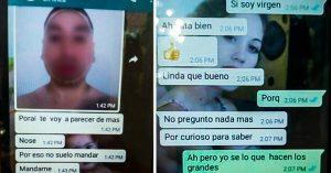 Padre finge ser su hija de 11 años para atrapar a su acosador; lo encontró y esto le hizo