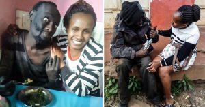 Encontró a su amigo de la infancia viviendo en la calle; lo ayudó a rehabilitarse y transformó su vida