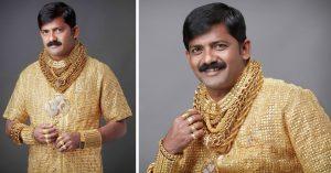 """¿Recuerdan al """"hombre de la camisa de oro""""? Este fue su Trágico Final por culpa de su camisa"""