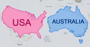 Después de veas estos 15 Mapas, tu forma de ver al Mundo cambiará completamente