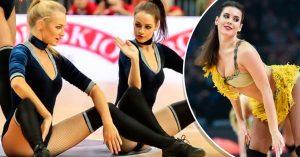 ¿Ya conocían a las porristas de Lituania? (Sus novias no querrán que vean esto)