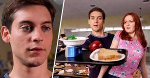 La icónica escena de 'Spider-Man' que Tobey Maguire hizo sin efectos especiales