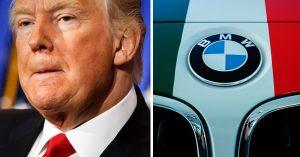 """BMW enfrenta a Trump: """"abriremos una planta en México"""", y amenaza con abandonar EU"""