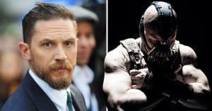 Los estragos que sufrió el cuerpo de Tom Hardy tras personificar a Bane