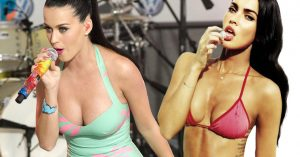 Katy Perry, Megan Fox y otras 6 famosas revelan cómo fue su primera vez